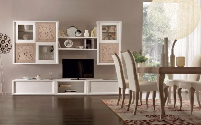 Tetesi arredamenti arredamento moderno classico e for Casa stile classico moderno