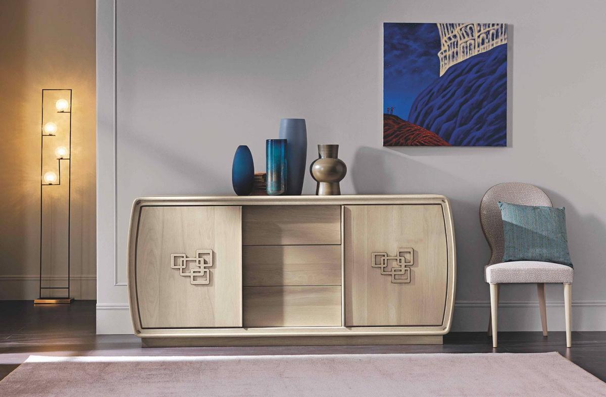 Credenza Moderna Vintage : Madia e credenza in stile moderno classico chic vintage shabby legno
