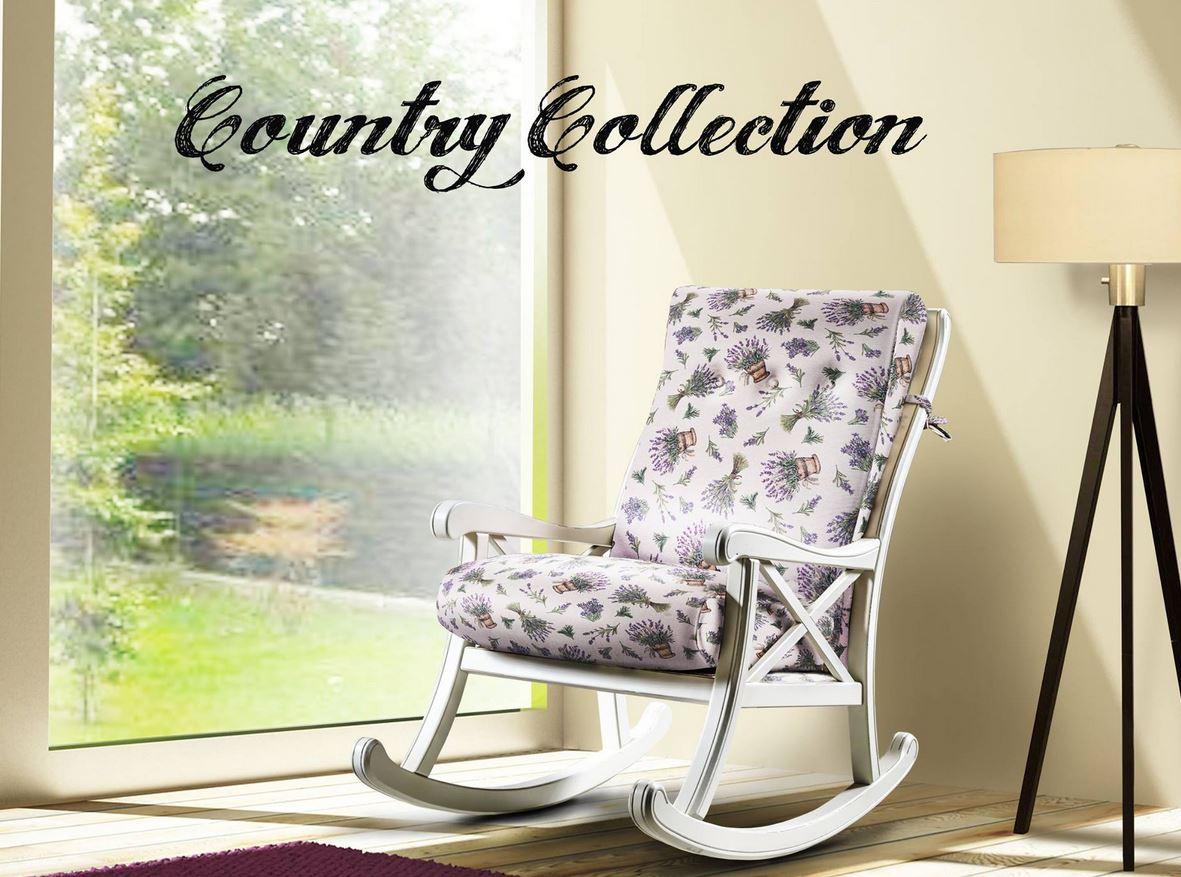 Sedie A Dondolo Shabby Chic.Poltrone A Dondolo Country Superstaradidas